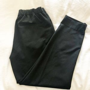 NWT Zara Stretch Suiting Cropped Pants - Size M